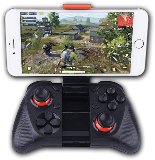 Manette Gaming Android et Iphone
