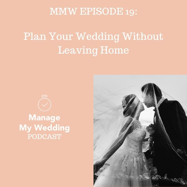 Plan Your Wedding Without Leaving Home