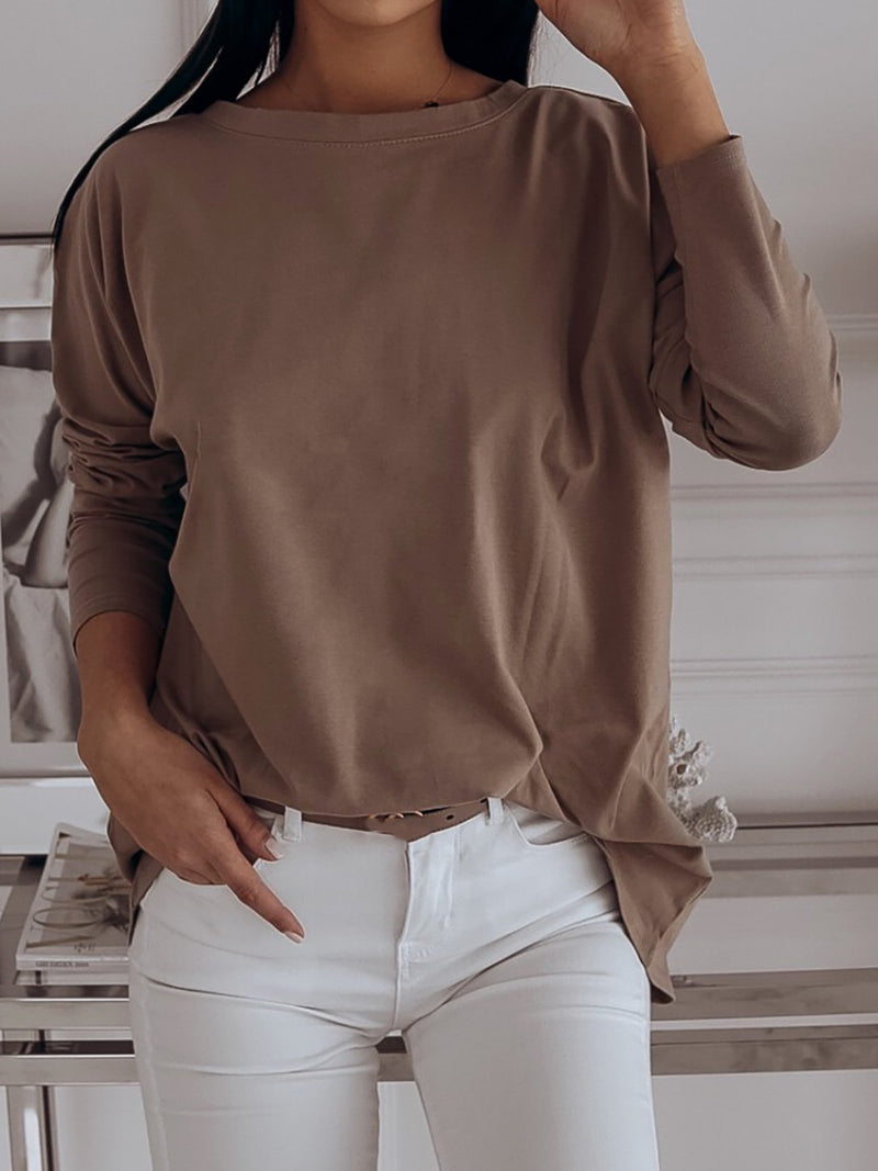 2 Ways Wear Long Sleeve Shirts
