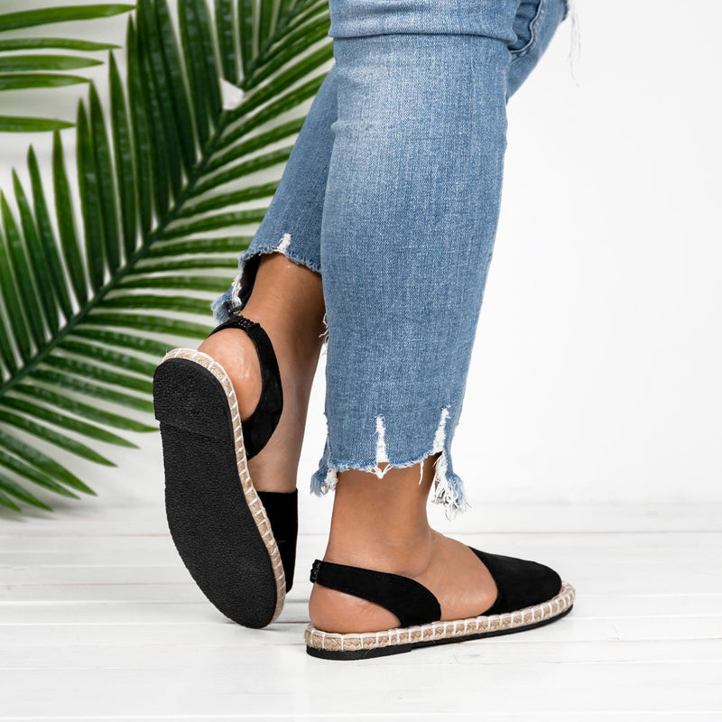 Summer Flat Heel Shoes