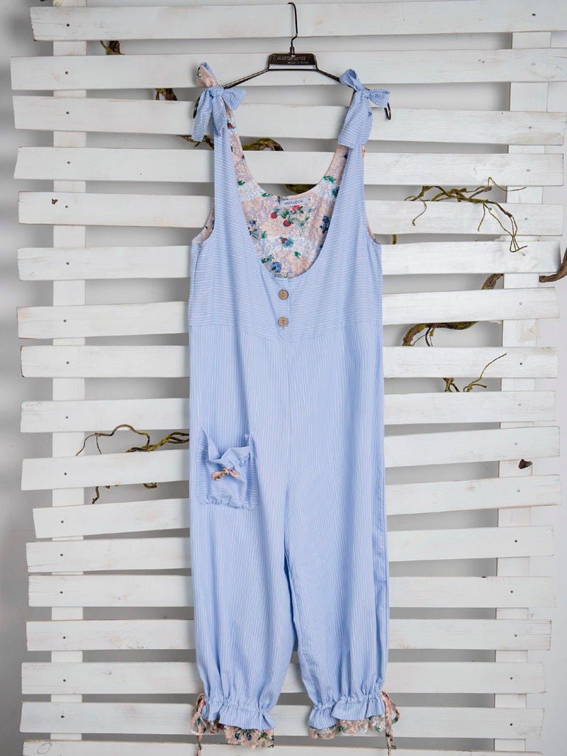 Casual Plus Size Jumpsuits With Pockets