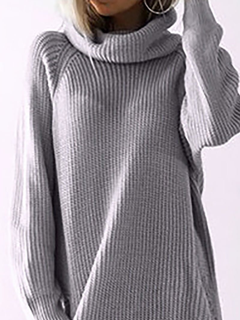 Casual Knitted Knitwear