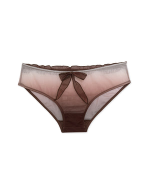 Gradient Color Brief Panty