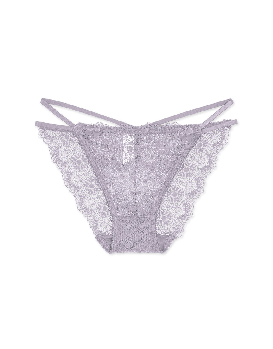 Sexy Cross Lace String Panty