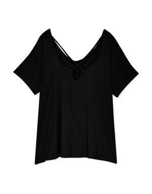 2WAY Cross Strap T-shirt