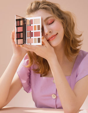 BEYOUTIFUL #303 Special For You Palette + #601RS Lip Lacquer