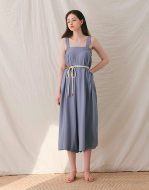 3Way Soft Belted Palazzo Pants