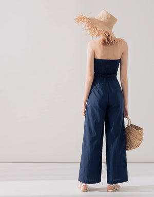 Textured Front Knot Set Wear