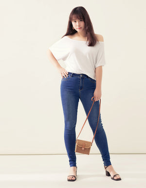 Cooling Skinny Stretch Jean