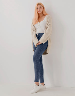 No Filter Shape-Up Slimming Denim Pants
