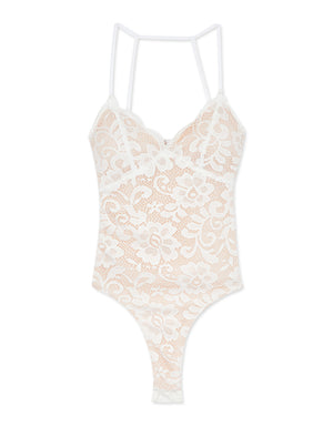 Backless Lace One-piece Camisole
