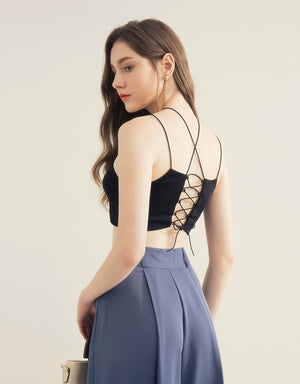 Sexy Cross Back Camisole