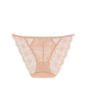 Sexy Hollow Lace String Bikini Panty