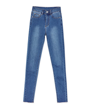 Cooling Skinny Stretch Jeans