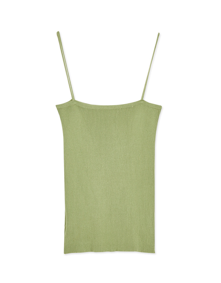 All-match Rib Camisole
