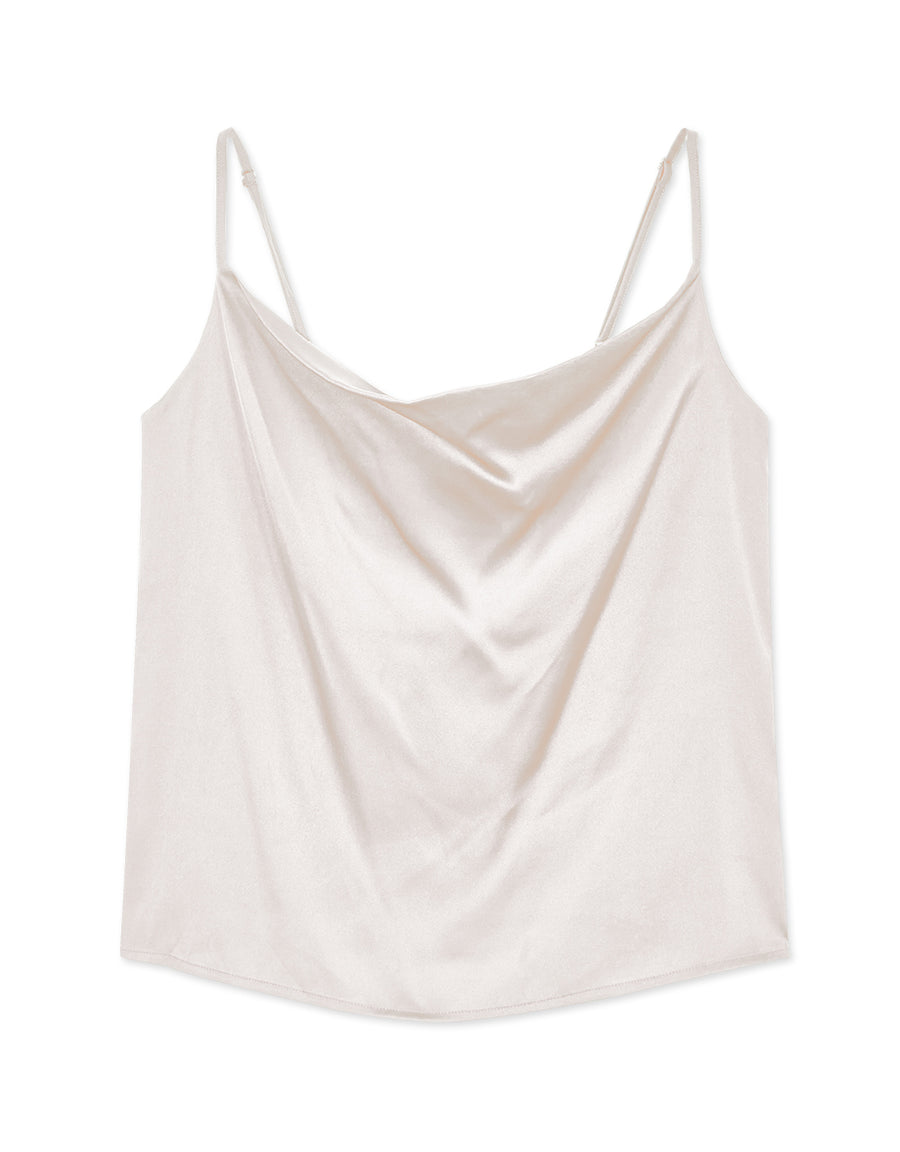 All-match Satin Camisole