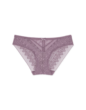Totem Lace Mesh Brief Panty