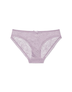 Detailed Mesh Brief Panty