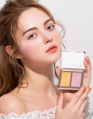 BEYOUTIFUL Dual Starlight Blush Palette-#503 Sun Kissed