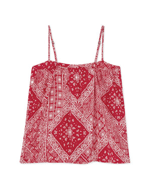 Bohemian Button Camisole