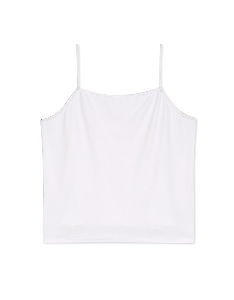 Cotton Stretch Camisole