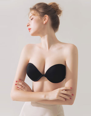 SEXY PUSH UP STRAPLESS BRA