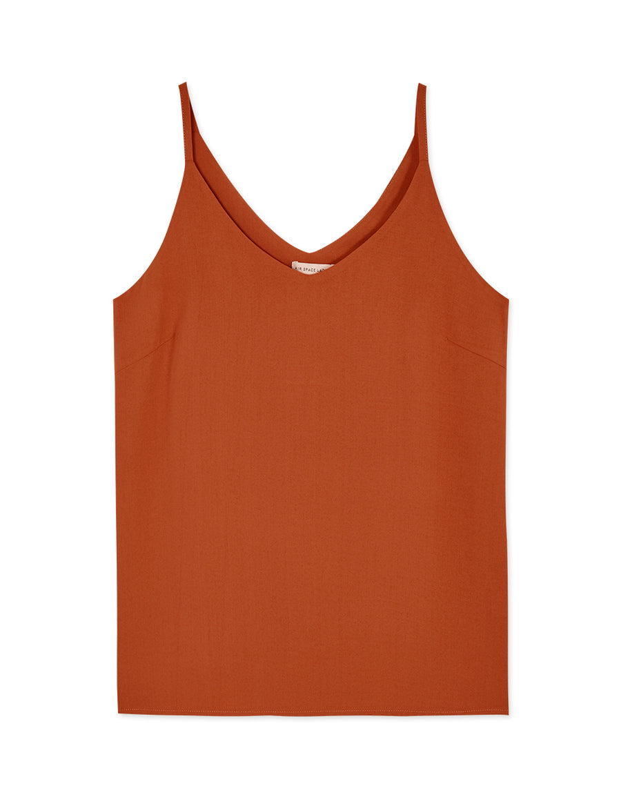Casual V-Neck Tank Top