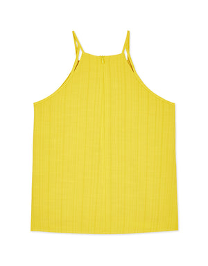 Halter Neck Sleeveless Top