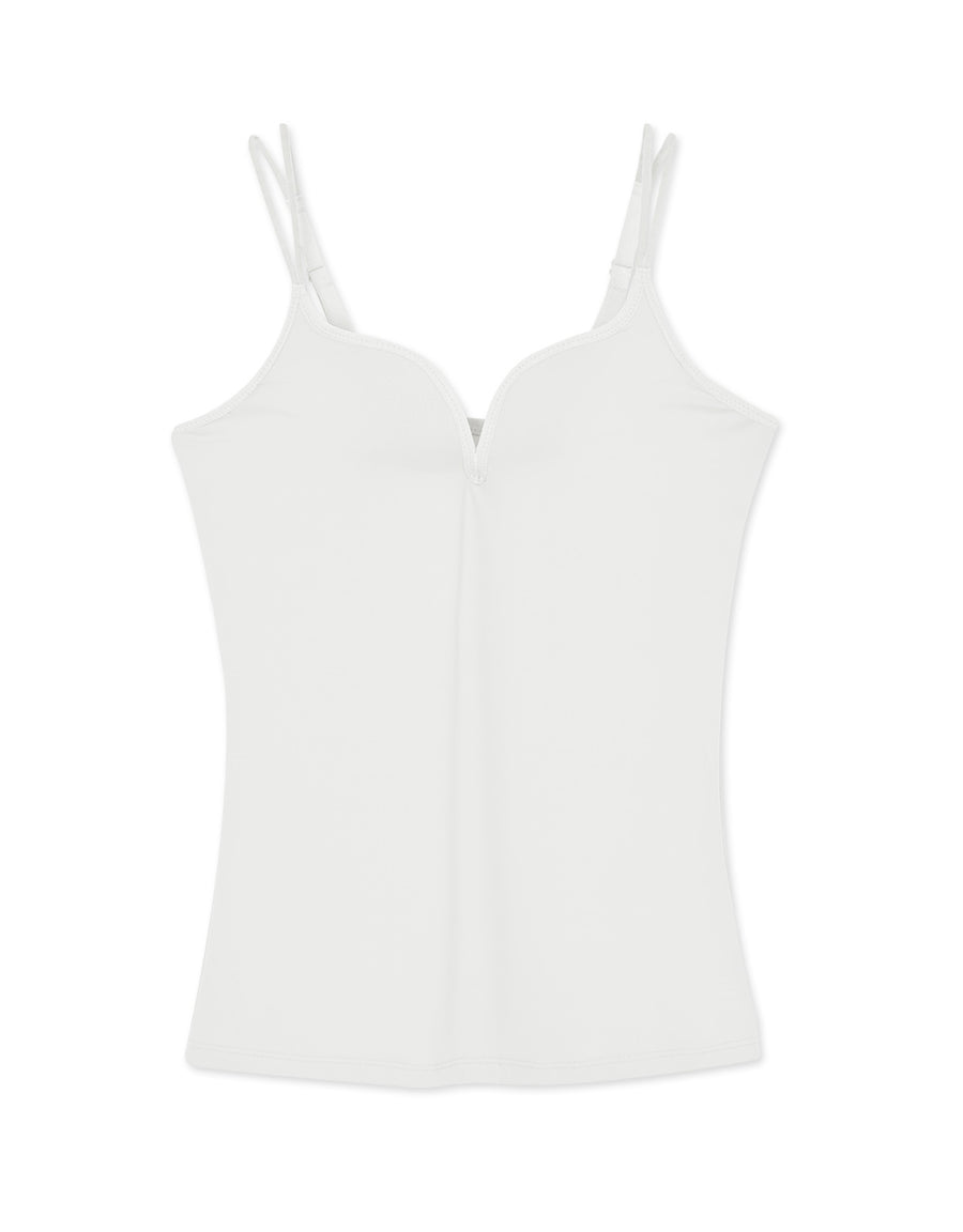COOLING PUSH UP WIRELESS BRA-CAMISOLE