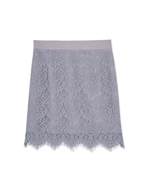 Elegant Lace Skirt
