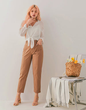 Slim Fit Classic Pants