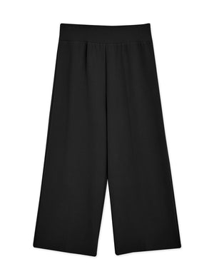 Hips Sculpting High-Waisted Slimming Wide Pants
