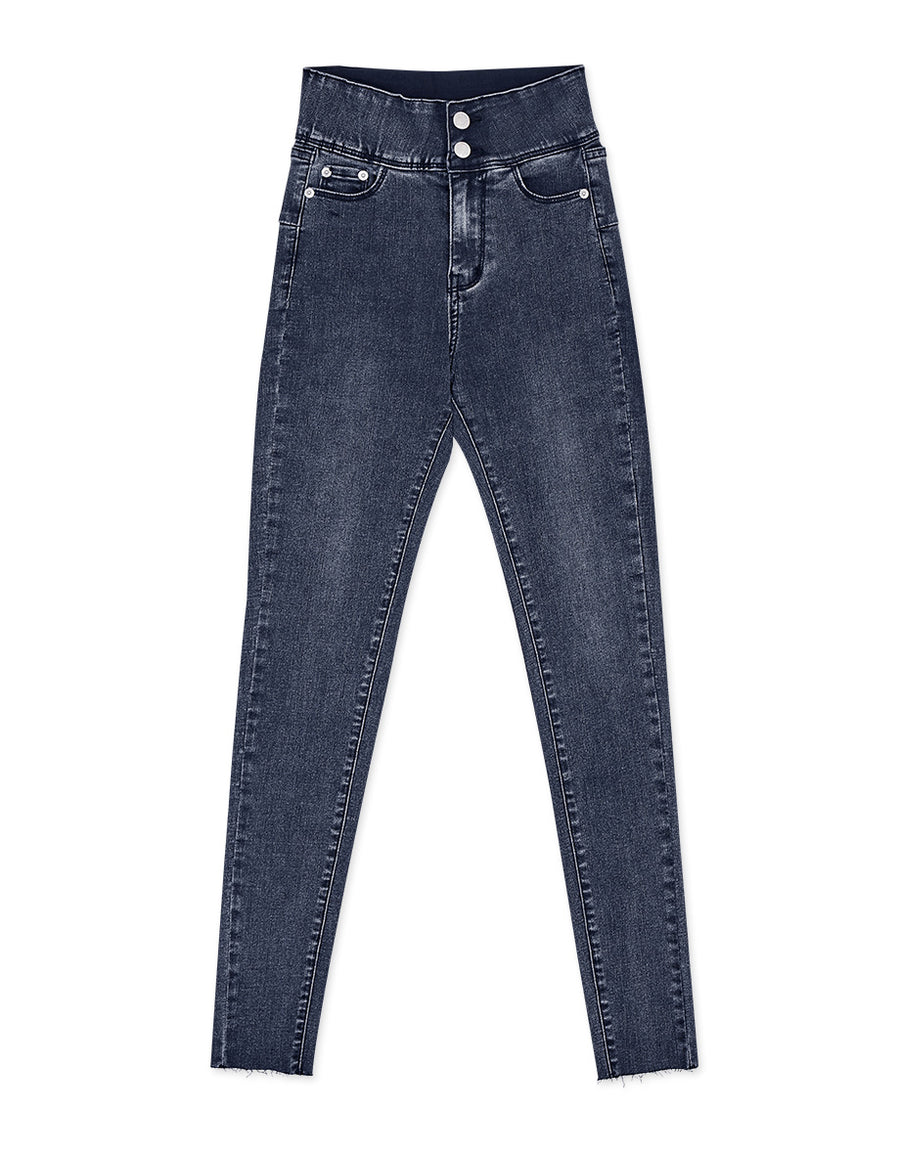 Tall Girl- No Filter Shape-Up Slimming Denim Pants