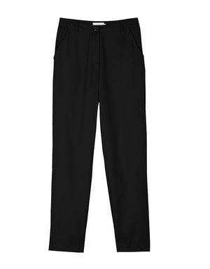 Minimalist Straight Cut Pants