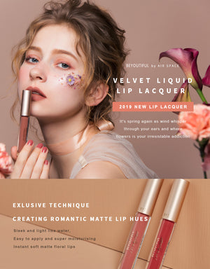 BEYOUTIFUL Lip Lacquer -#608CR Living Coral