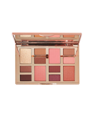 BEYOUTIFUL Eyeshadow Palette-#301 Sexy Pink Look