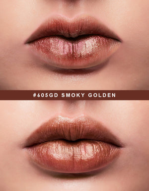 BEYOUTIFUL Lip Lacquer -#605GD Smoky Golden