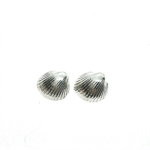 Smoke and Ash Recycled Silver Earrings