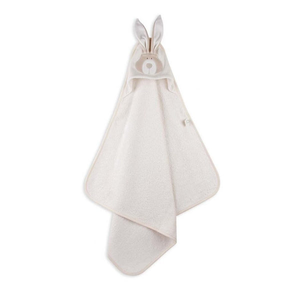 Wooly Organics Bath Towel with Hood
