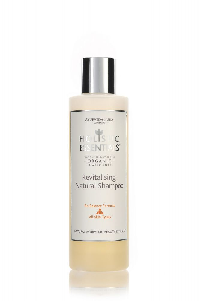 Revitalising Natural Shampoo