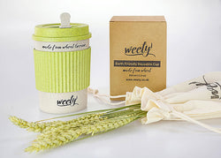 Weety Weety Biodegradable Reusable Cup - Soul Hippy