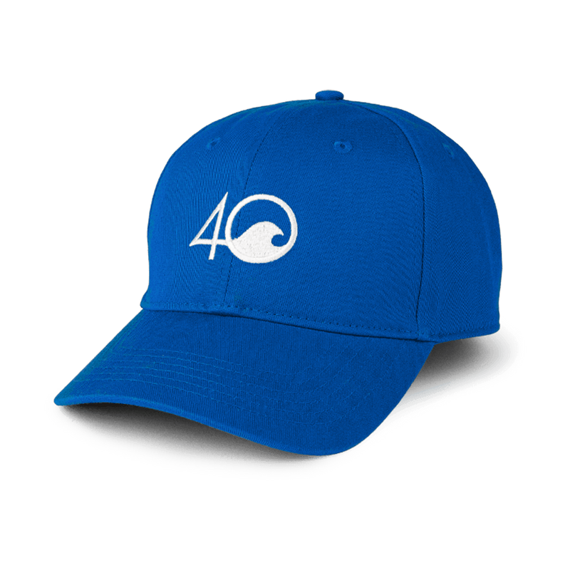 4Ocean® Low Profile Baseball Cap