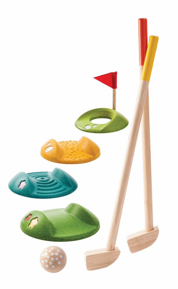 Plan Toys® Mini Golf