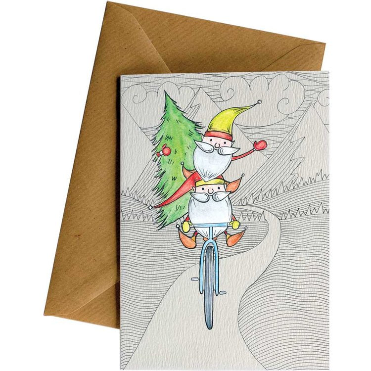 Cycling Elves