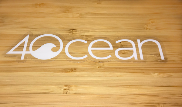4Ocean® Board Sticker