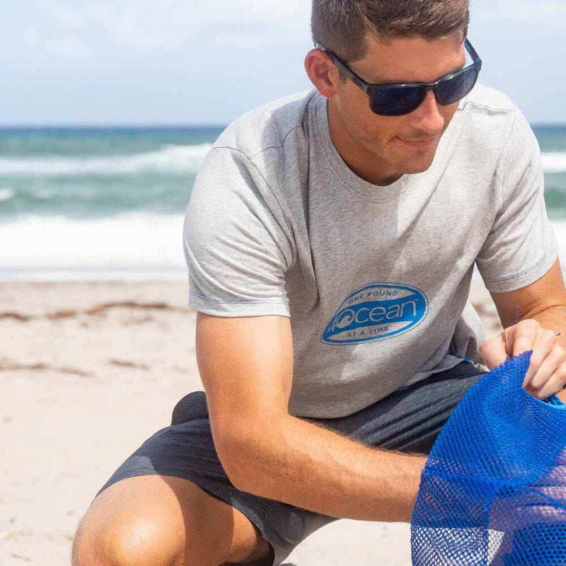 4Ocean® Unisex Surf Badge T-Shirt
