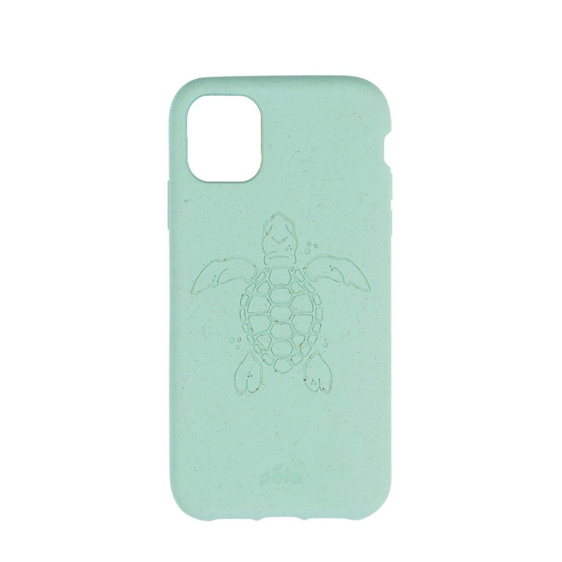 Pela Case® Biodegradable Turtle Phone Case