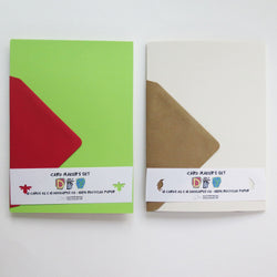 DIY greetings card design kit