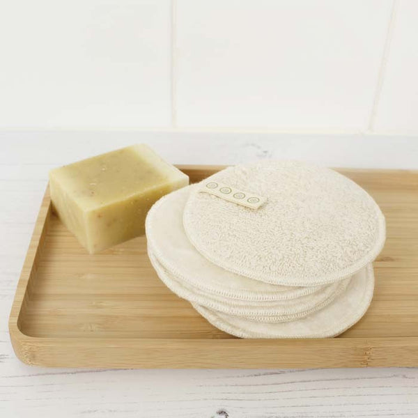 Organic Cotton Facial Pads