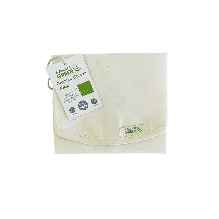 Organic Cotton Reusable Food Wrap